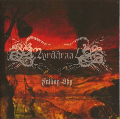 MYRDDRAAL - Falling Sky CD