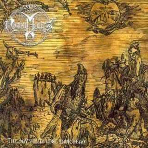 NOMENMORTIS - The Day You'll Lose Your Head CD
