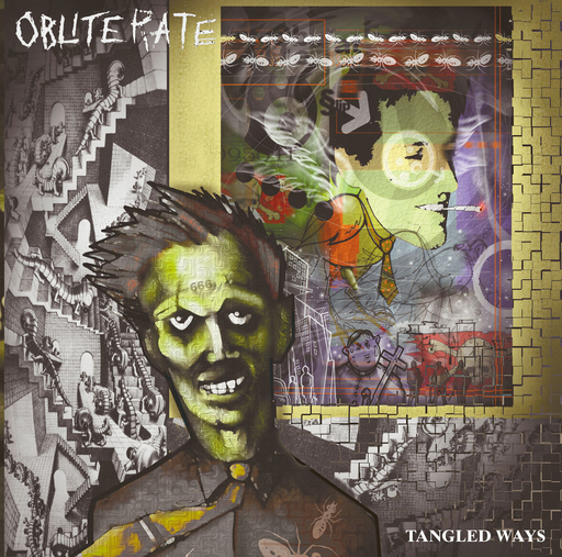 OBLITERATE - Tangled Ways CD