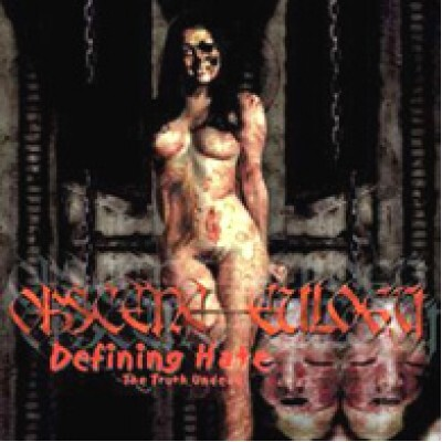OBSCENE EULOGY - Defining Hate - The Truth Undead CD