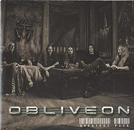 OBLIVEON - Greatest Pits CD