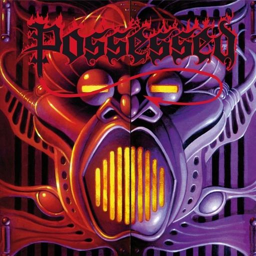 POSSESSED - Beyond The Graves CD