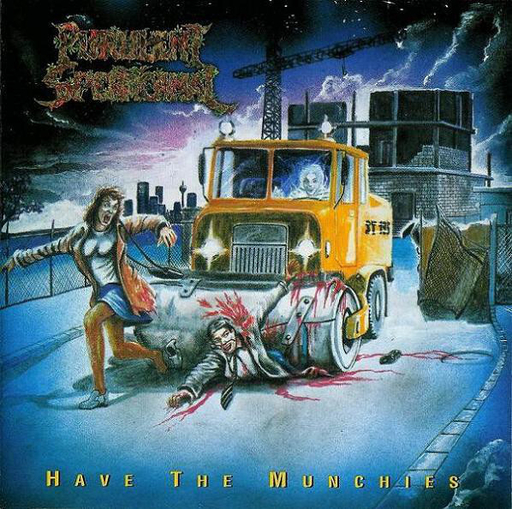 PURULENT SPERMCANAL - Have The Munchies CD