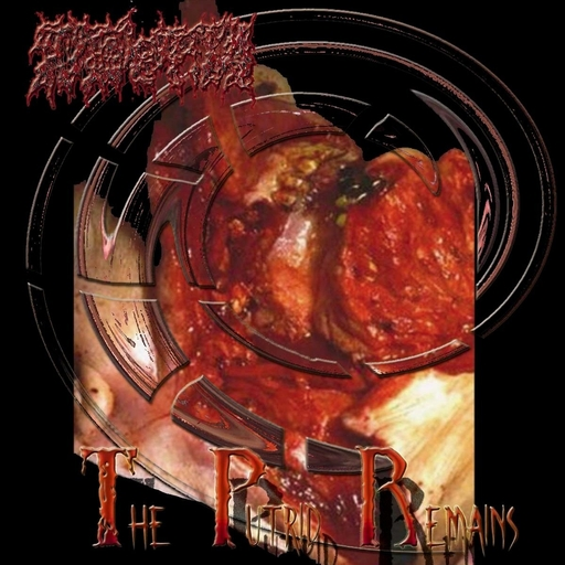 PUTREFIED - The Putrid Remains CD