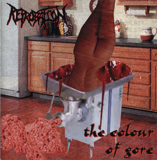 REPROBATION - The Colour of Gore CD