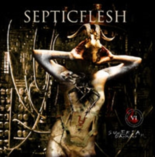 SEPTIC FLESH - Sumerian Daemons CD