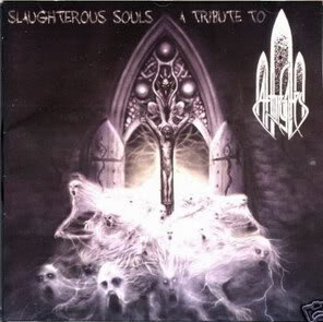 SLAUGHTEROUS SOULS - A Tribute To At The Gates CD