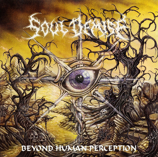 SOUL DEMISE - Beyond Human Perception CD