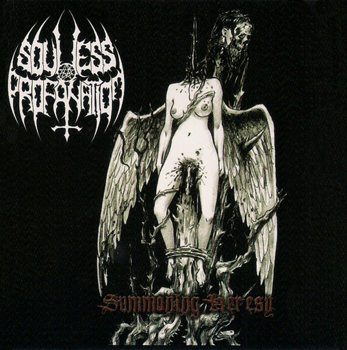 SOULLESS PROFANATION - Summoning Heresy CD