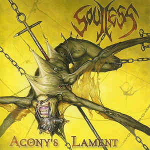 SOULLESS - Agony's Lament CD