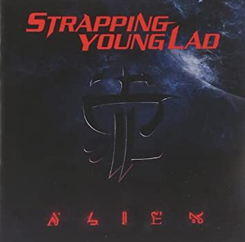 STRAPPING YOUNG LAD - Alien CD