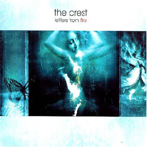 THE CREST - Letters From Fire CD digipack