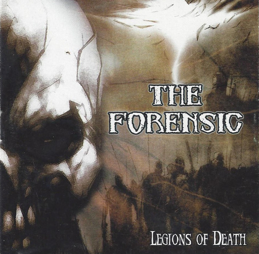 THE FORENSIC - Legions OF Death CD