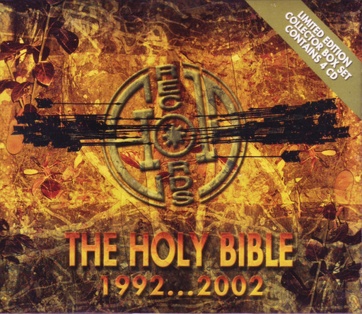 THE HOLY BIBLE 1992...2002 4xCD