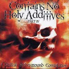 VARIOUS ARTISTS - CONTAINS NO HOLY ADDITIVES part IV CD