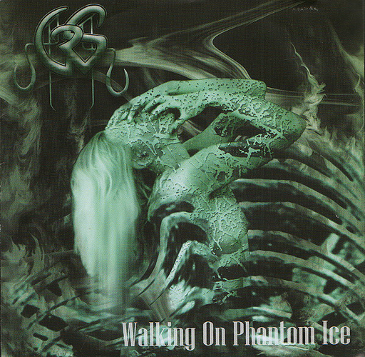 WITHERING SURFACE - Walking On Phantom Ice CD