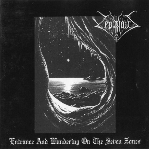 ZEPHYROUS - Entrance And Wandering On The Seven Zones CD