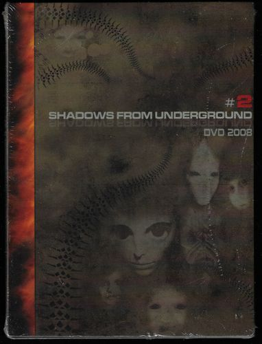 SHADOWS FROM THE UNDERGROUND 2 - 2008 DVD