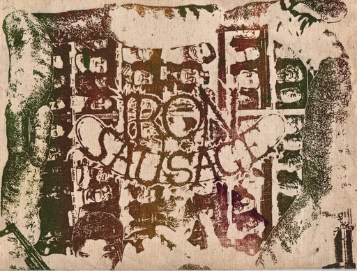 IRON SAUSAGE - Not A Lot About Nothing CD