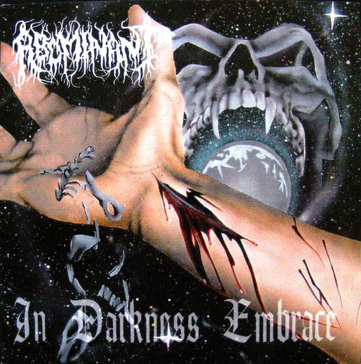 ABOMINANT - In Darkness Embrace CD