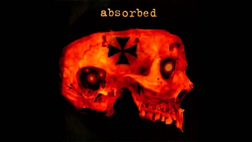 ABSORBED - Visions In Bloodred CD