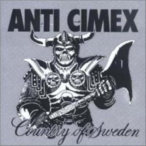 ANTI CIMEX - Country Of Sweden CD