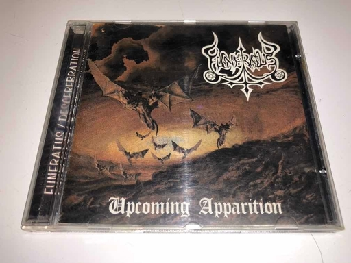 DESCEREBRATION/FUNERATUS split CD