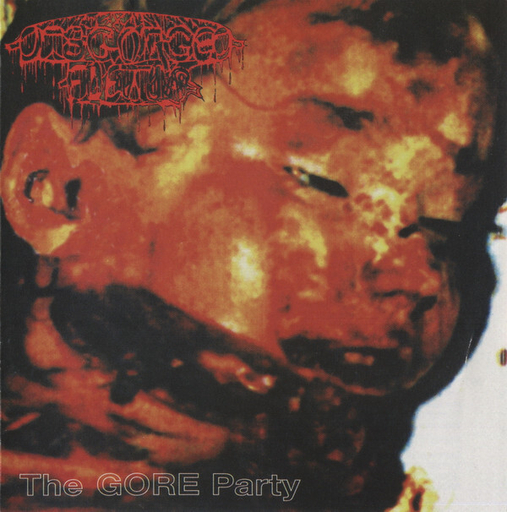DISGORGED FOETUS - The Gore Party CD