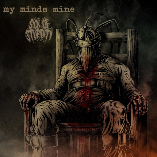 MY MINDS MINE/ SICK OF STUPIDITY split ecopak CD