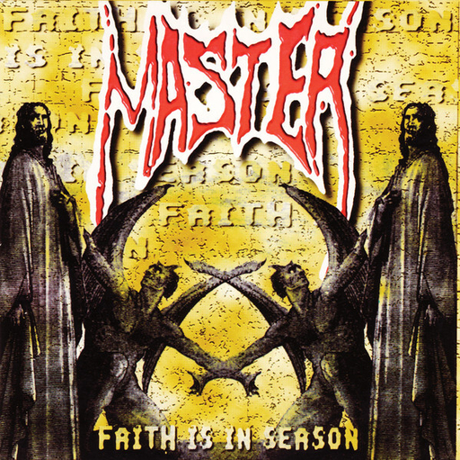 MASTER - Faith Is In Season CD