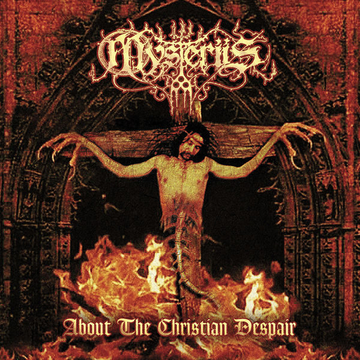 MYSTERIIS - About The Christian Despair CD
