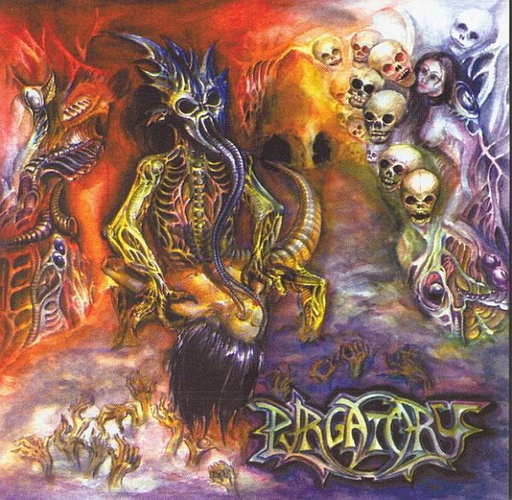 PURGATORY - Damage Done By Worms CD