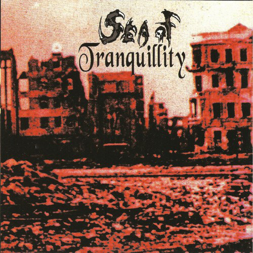 SEA OF TRANQUILLITY - The Omegan Ruins CD