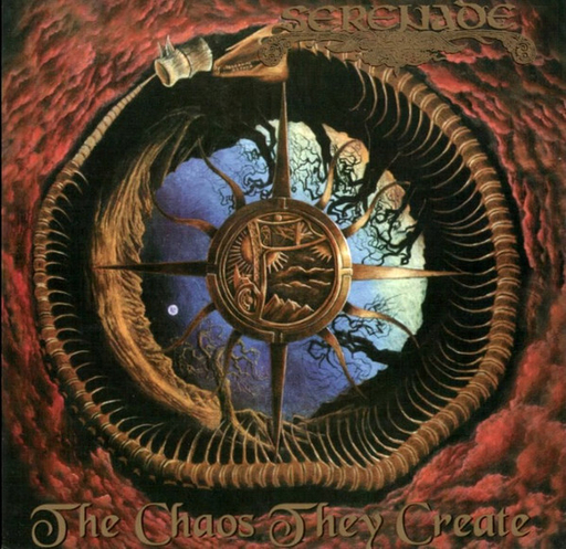 SERENADE - The Chaos They Create CD
