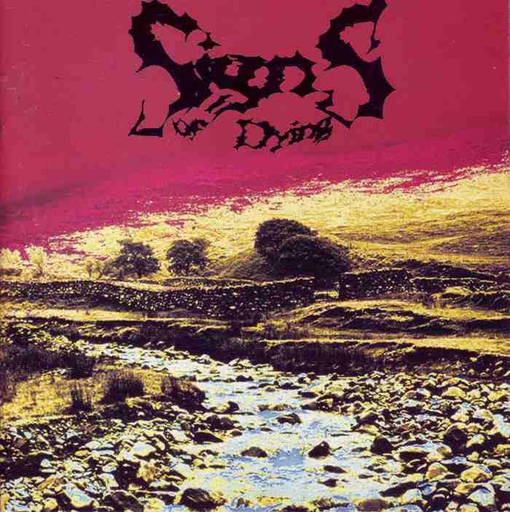 SIGNS OF DYING - Desire Is Suffering CD
