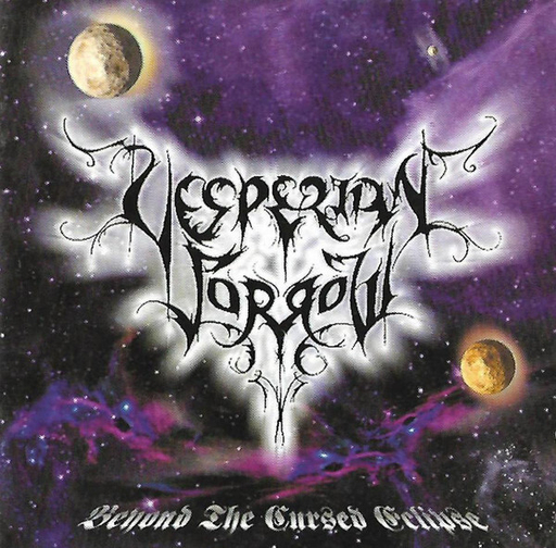 VESPERIAN SORROW - Beyond The Cursed Eclipse CD