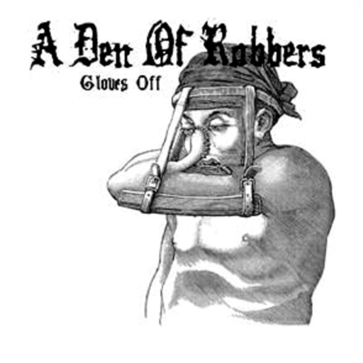 FROMTHEASHES/A DEN OF ROBBERS split EP