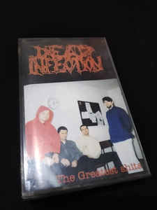 DEAD INFECTION - The Greatest Shits TAPE