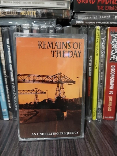REMAINS OF THE DAY - An Underlying Frequency TAPE