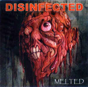 DISINFECTED - Melted CD