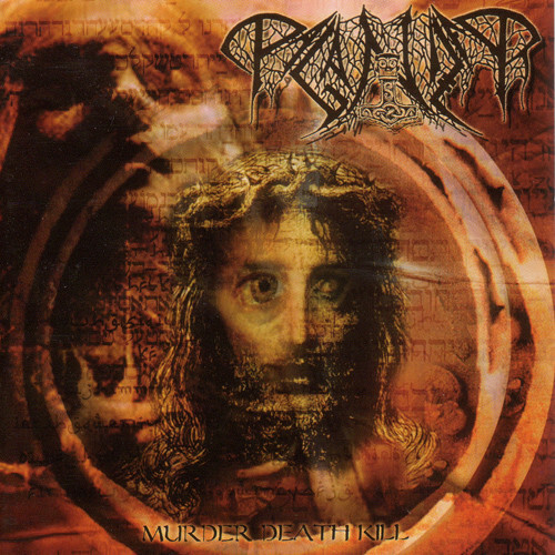 PAGANIZER - Murder Death Kill CD