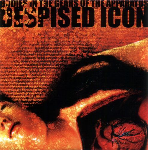 DESPISED ICON/BODIES IN THE GEARS OF THE APPARATUS split CD