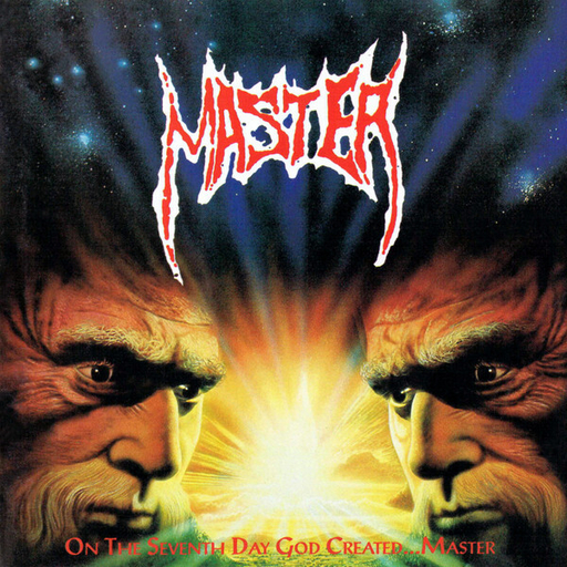 MASTER - On The Seventh Day God Created...Master CD + DVD