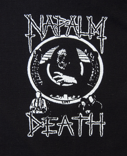 NAPALM DEATH - Life? PATCH