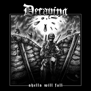DECAYING - Shells Will Fall CD