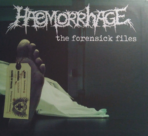 HAEMORRHAGE - The Forensic Files / Grotesque Embryopathology CD