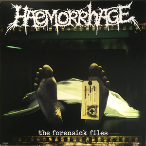 HAEMORRHAGE - The Forensick Files LP