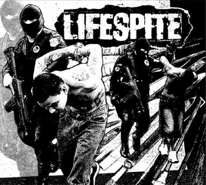 LIFESPITE - Hate Fuck Kill CD digipack