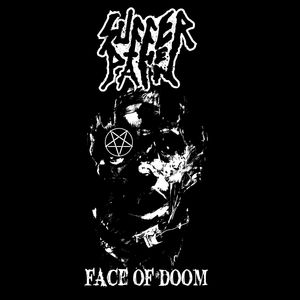 SUFFER THE PAIN - Face Of Doom EP black